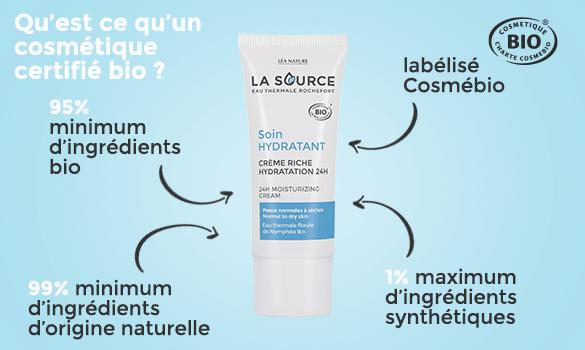 Comment reconnaître un produit cosmétique certifié bio