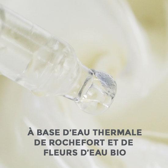 Des soins à base d'eau thermale florale